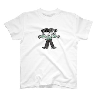 クローバーガール T-shirts