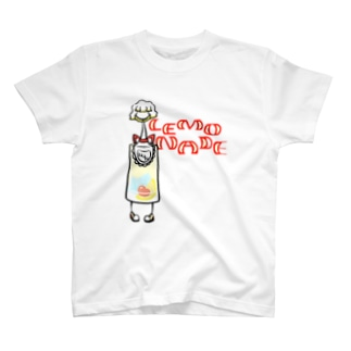 ノンカクテル レモネード T-shirts
