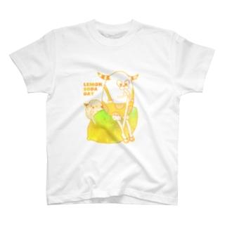 レモンソーダ日和 T-shirts