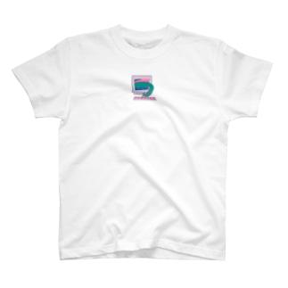 テクノロジーザウルス T-shirts