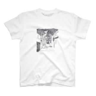 misuzuoyamaのがいこつ星座 T-Shirt
