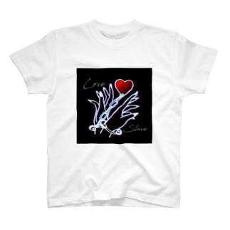 ラブスレイブ T-shirts