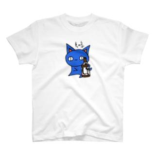 うたげのしまつ。(ねこず) T-shirts