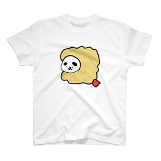揚げイーヌ T-shirts