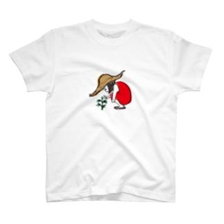 関心 T-shirts
