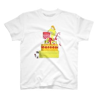 密かな楽しみ T-shirts