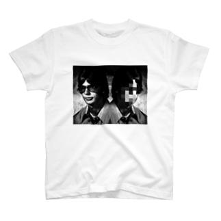 有名なあの人Tシャツ T-shirts