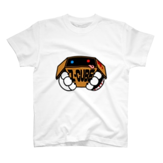 Z-CUBEロゴ T-shirts