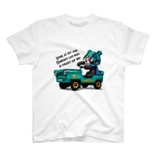 走りやDANKESCHOEN T-shirts