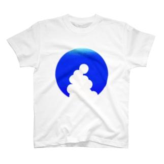 outciderの入道雲 T-shirts
