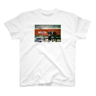 マクド T-shirts