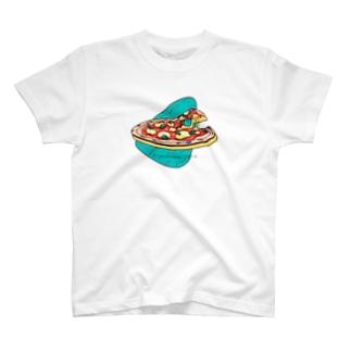 ぴざわさん T-shirts