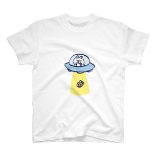 まっくすらぶりーアブダクション T-shirts