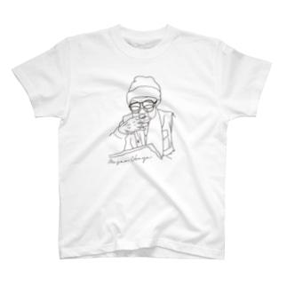 おかじいTEE 002 T-Shirt