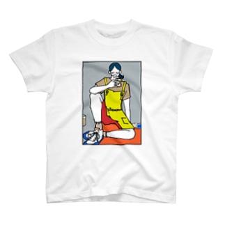 凱旋門 T-shirts