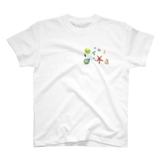suisai sea T-shirts