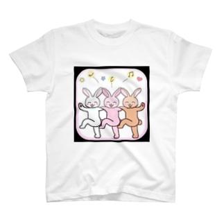 楽しき友 T-shirts