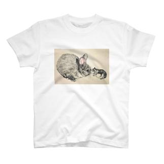 あのね…(もずく&もっぷ) T-shirts