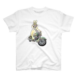 エディズデイズ バイク T-shirts