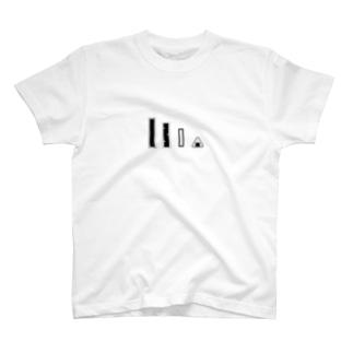 おにぎり回線 T-shirts