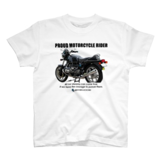 BMW R100 trad Tシャツ T-shirts
