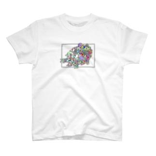 カエルアンコウ T-shirts