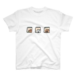まっくすらぶりー飛行機旅行 T-shirts