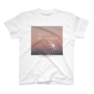 夕焼けグラデとヘラクレス T-shirts