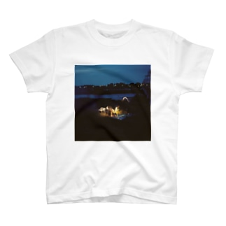 詩『七月の火花』 T-shirts