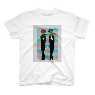 かおのない T-shirts