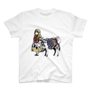 ウズベキスタンTシャツ T-shirts