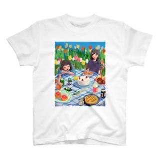 ピクニック2 T-shirts