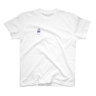 牛乳びん T-shirts