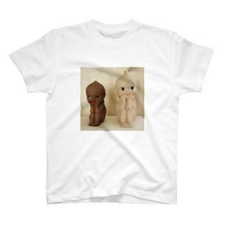 ピアスキューピー T-shirts