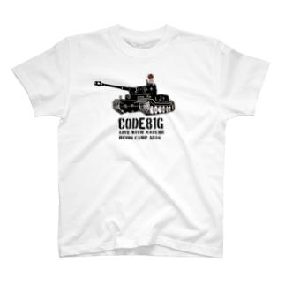CODE81G(キャノン砲) T-shirts