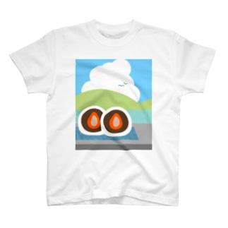 海といちご大福 T-shirts