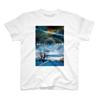 Sk8ersLoungeの25th_imagine T-shirts