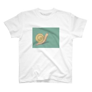 *カタツムリ* T-shirts