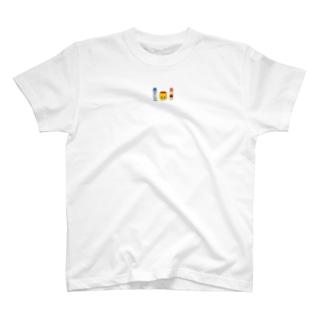 糊の三種盛り T-shirts