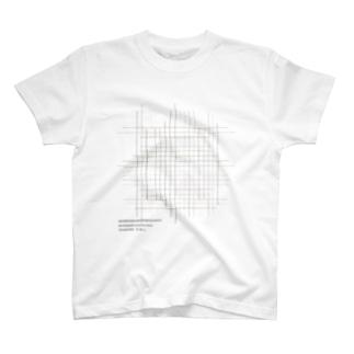 活版清刷り/罫線と欧文活字 T-shirts