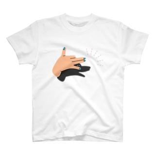 キミと話がしたいよ。 右側 T-shirts