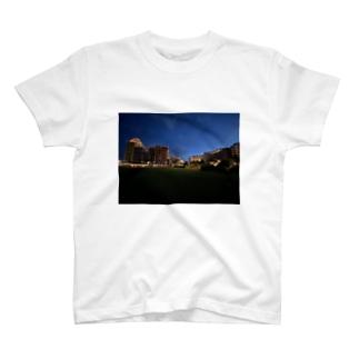あさかずぼーい T-shirts