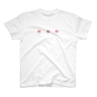 しあわせほるもん オキシトシン トリプル T-shirts