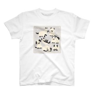 Ghost dog T-shirts