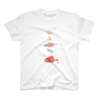 きりみ 沖縄 T-shirts