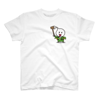 モッチグリーン T-shirts