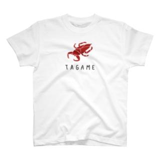 タガメ T-shirts