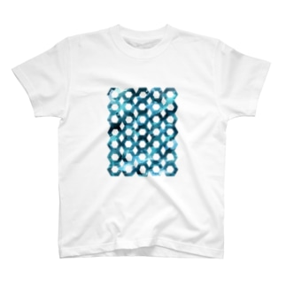 ブルーネット T-shirts
