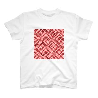 模様Tシャツ T-shirts