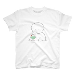 クリームソーダとワヌちゃん T-shirts